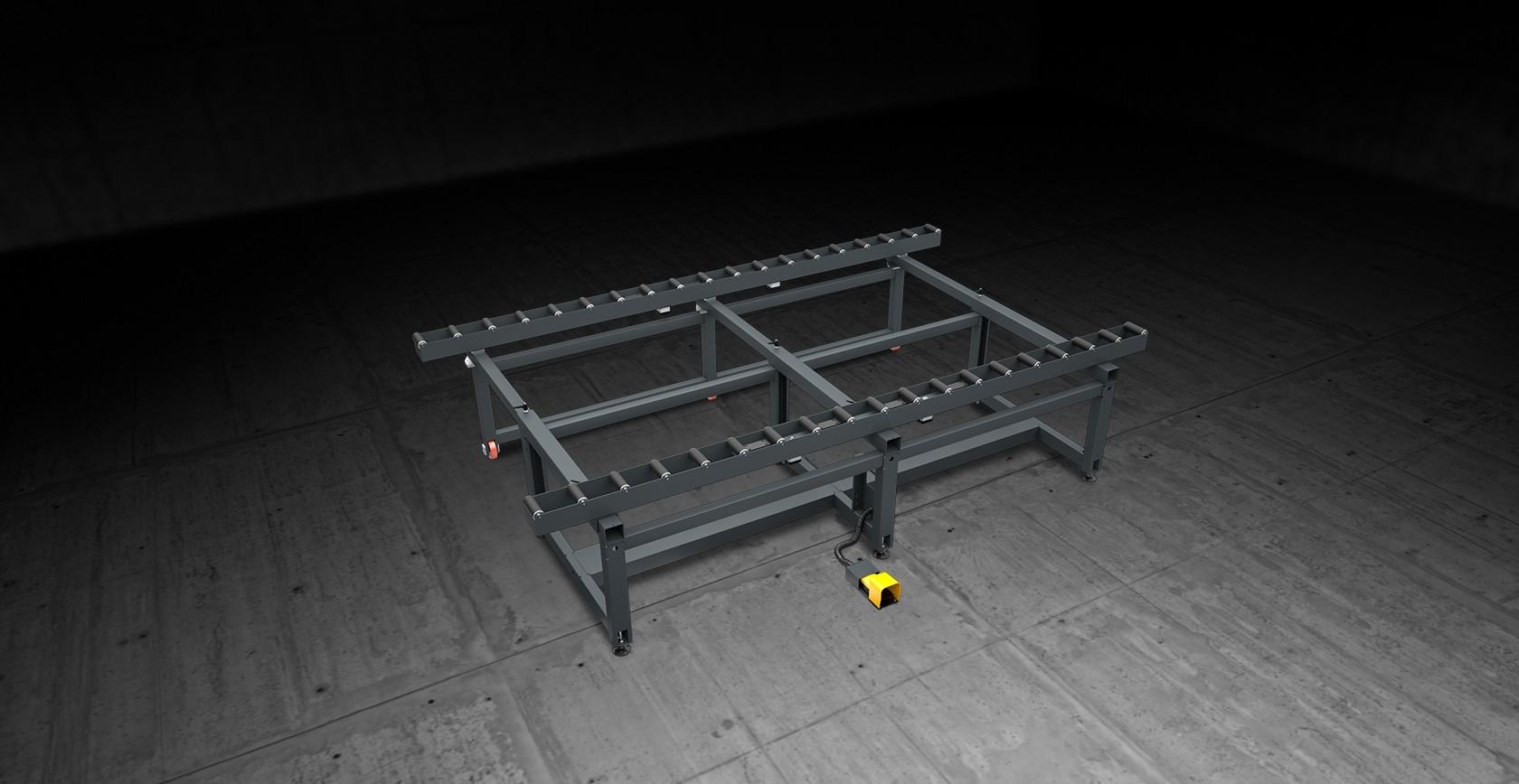 Tekna -  Roll Bench