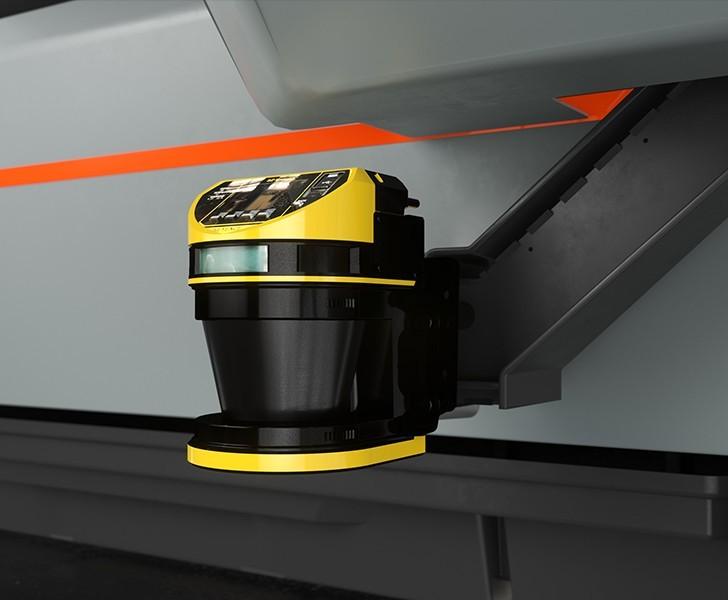 Machining Centrers TKE 955 Laser scanner Tekna