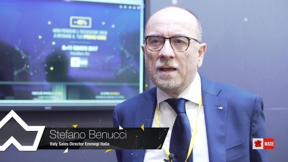 Emmegi, il Made 2017 e il mercato Italia (Stefano Benucci)  Tekna