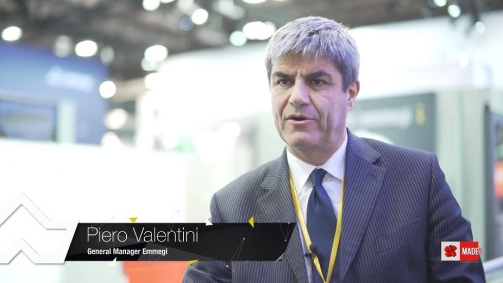 Emmegi al Made: visione del business e innovazione (Piero Valentini)  Tekna