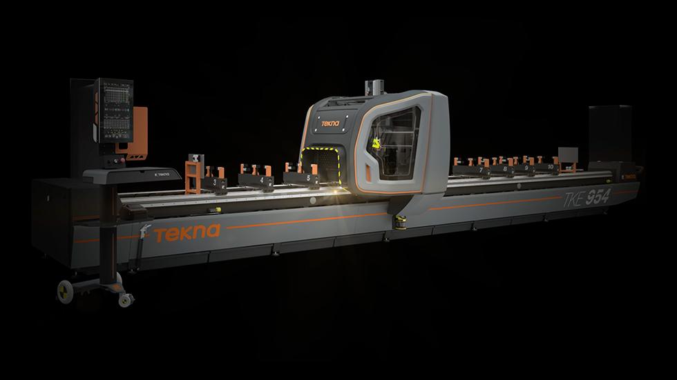 Tekna - TKE 954 Tekna