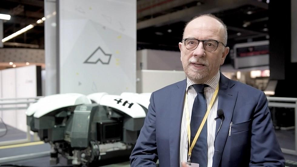 Stefano Benucci Italy Sales Director Tekna